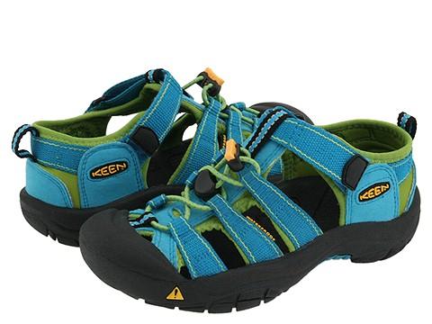 1e6580760585 KEEN Newport H2 Caribbean Sea dětské sandály