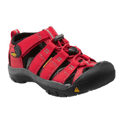 KEEN Newport H2 Jr, ribbon red/gargoyle