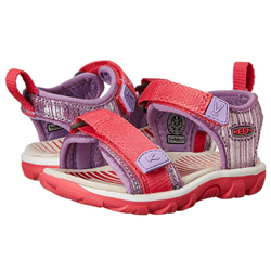 KEEN Riley Inf purple heart/honeysuckle