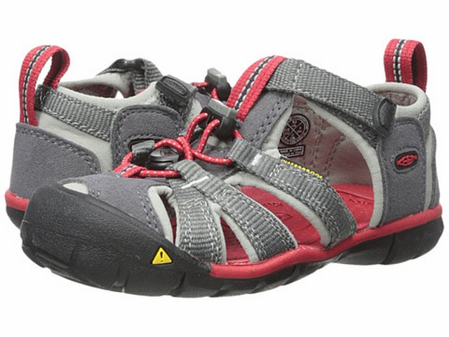 Keen Seacamp II CNX magnet/racing red