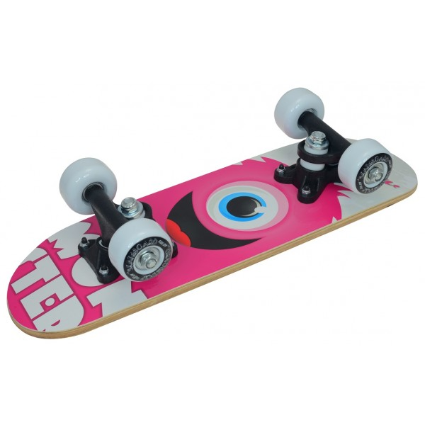 Skateboard SULOV MINI 1 - MONSTER, vel. 17x5""