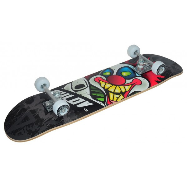 Skateboard SULOV TOP - CLAUN, vel. 31x8""