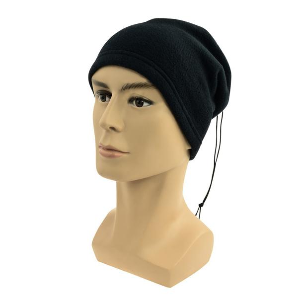 3e1614ef9b8 Sulov multifunkční šátek nákrčník 2v1 Fleece černý